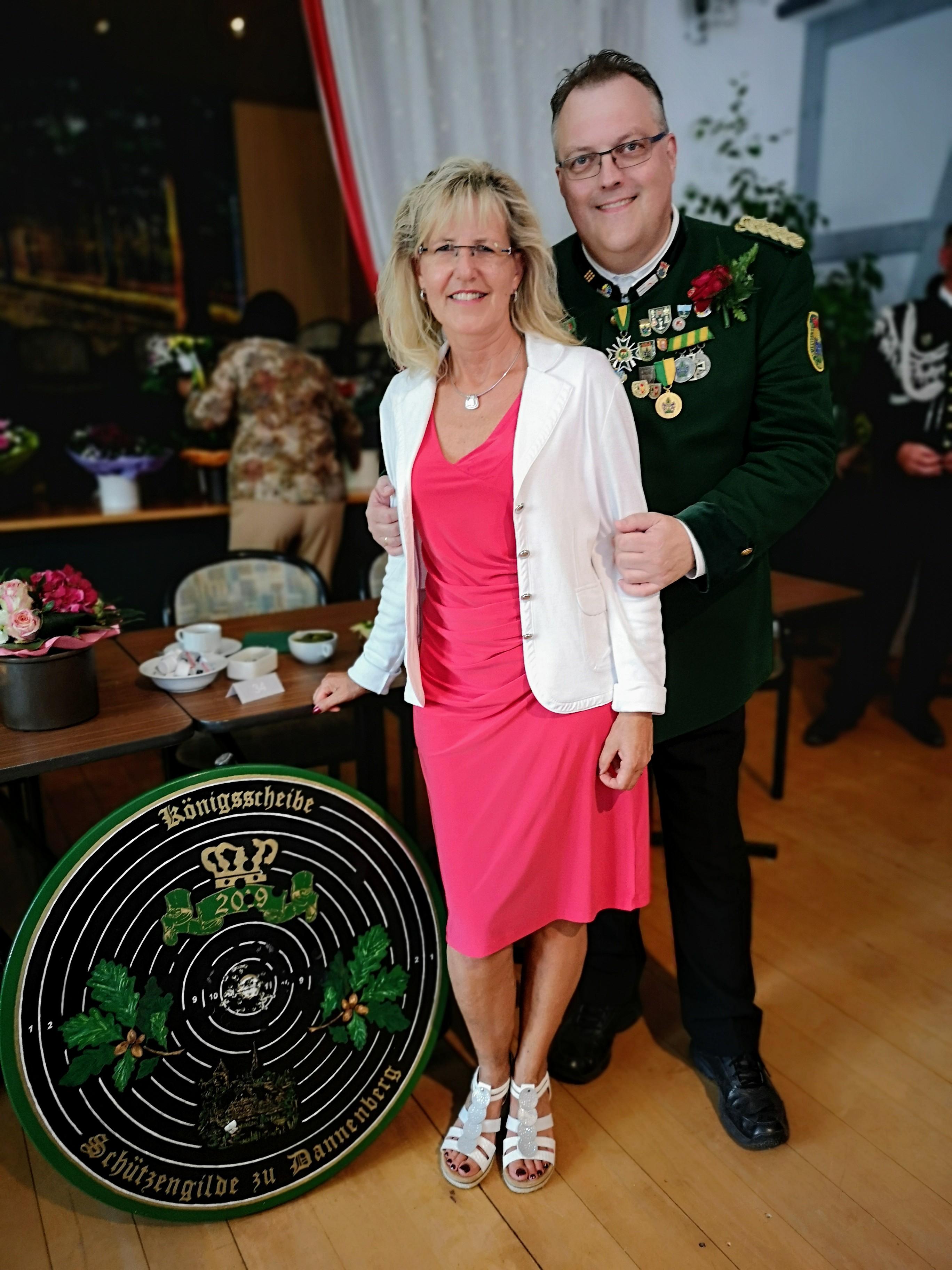 Thorsten und Birgitt Pils sind Dannenbergs neues Königspaar!!